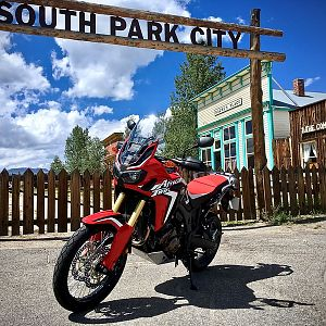 South Park City in Fairplay, CO