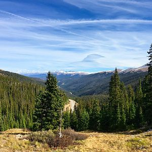 End of September Ride on Berthoud Pass