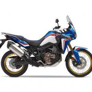 2019 Honda Africa Twin RHP Blue White Red
